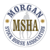 Morgan Stock Horse Association logo